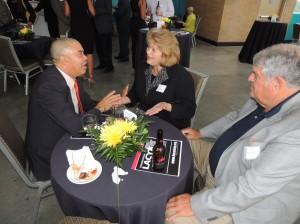 Congressman Clay and Donna Perkins